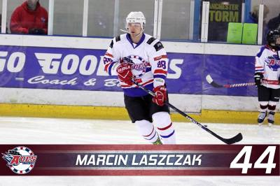Laszczak in for the Long Run
