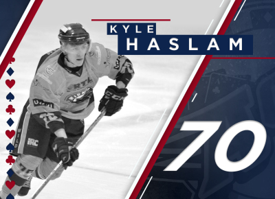 Aces Add Haslam